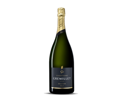 Champagne brut Gremillet Magnum Martinique