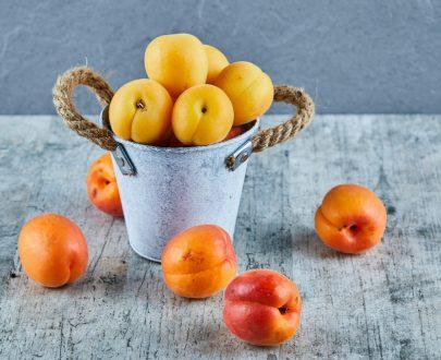 abricot frais en direct de Rungis disponible à l'épicerie du château au Lamentin, Martinique